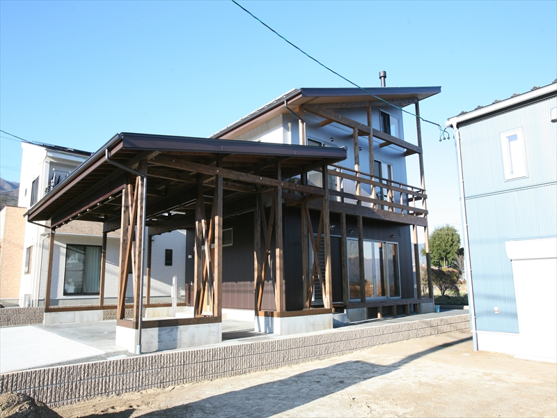 飯田市 S様邸