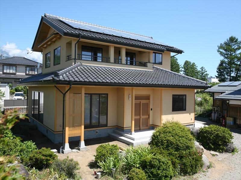松川町 M様邸
